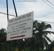 Pusat Jagaan OKu Nur
