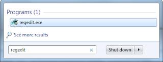 Cara Merubah - Mengganti Logon Screen Windows 7