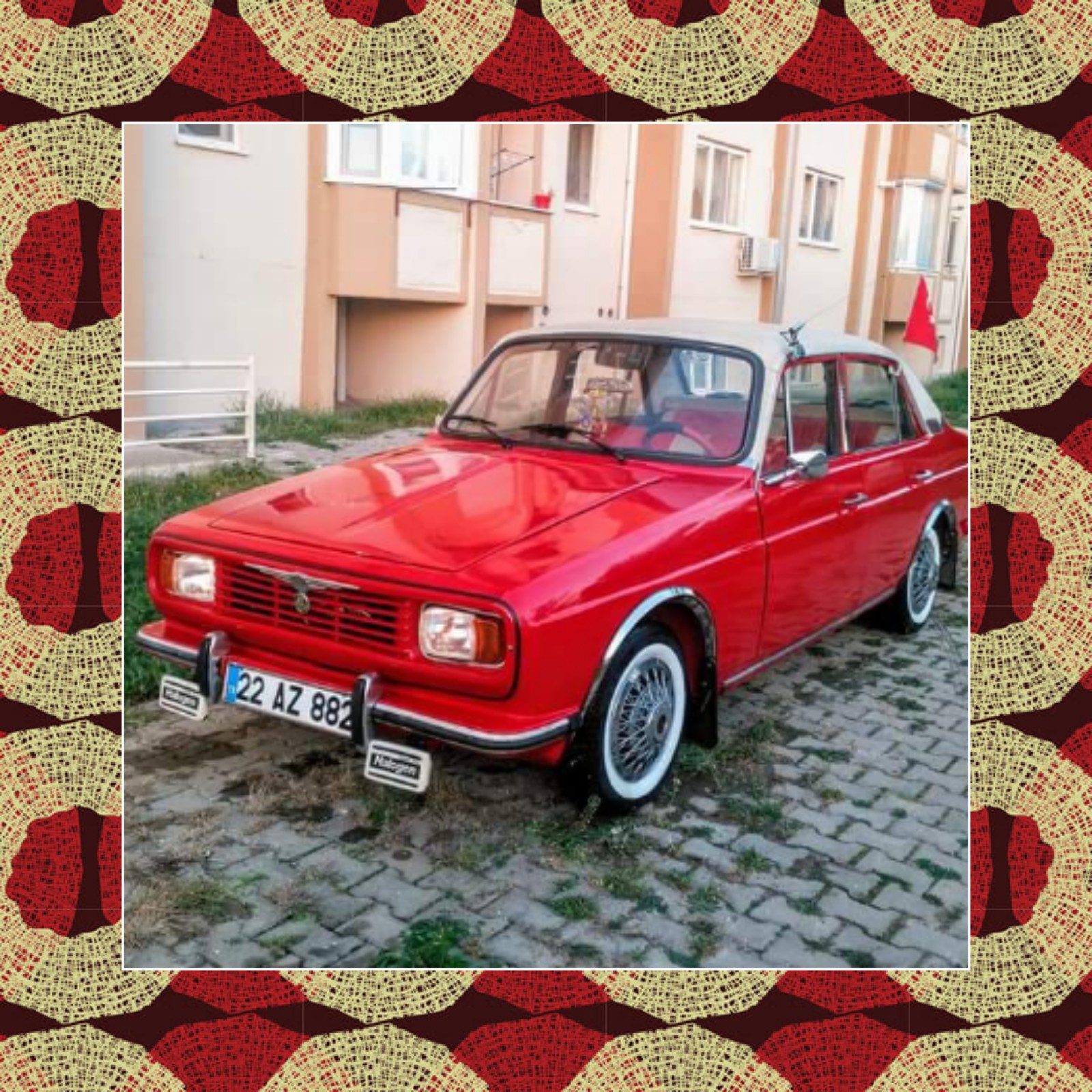 1975 MODEL  ANADOL SL