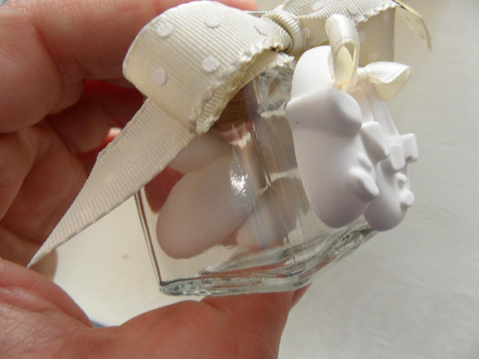 Conosciuto Bomboniere per Amore: Barattolini in vetro porta confetti con  AV28
