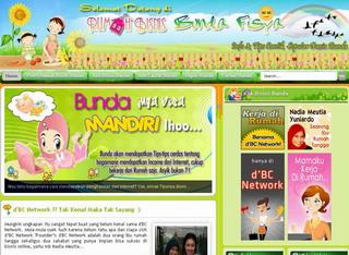 Personal Blog Bisnis Bunda