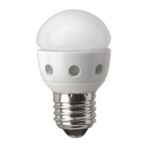Een led lamp bespaart veel energie