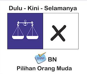 """SEPANGGAR! """"Percaya UMNO, Sayangi BN"""""""