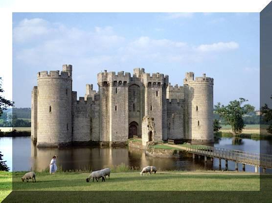 Room 5 World History Medieval Castles