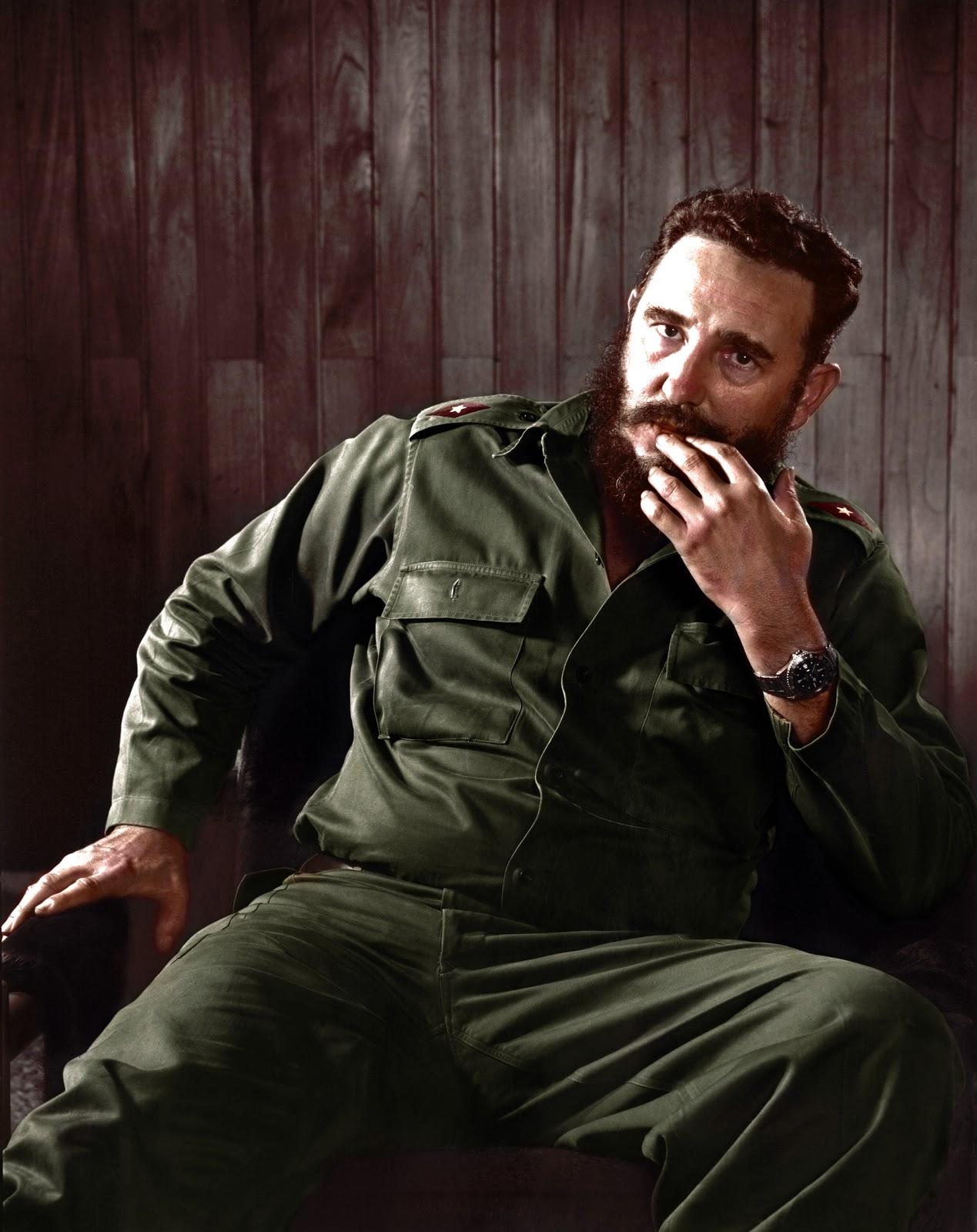 Fidel-Castro-Rolex-GMT-Master-Reference-