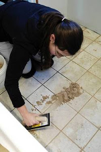 Grout Repair Tips