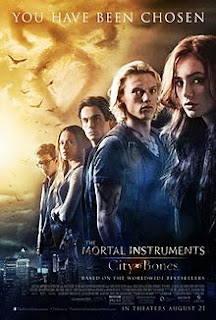 Download The Mortal Instruments City of Bones 2013 720p BluRay
