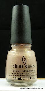 China Glaze Fast Track