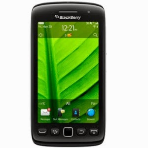 Snapdeal: Buy Blackberry Torch 9860 Shadow at Rs. 9649