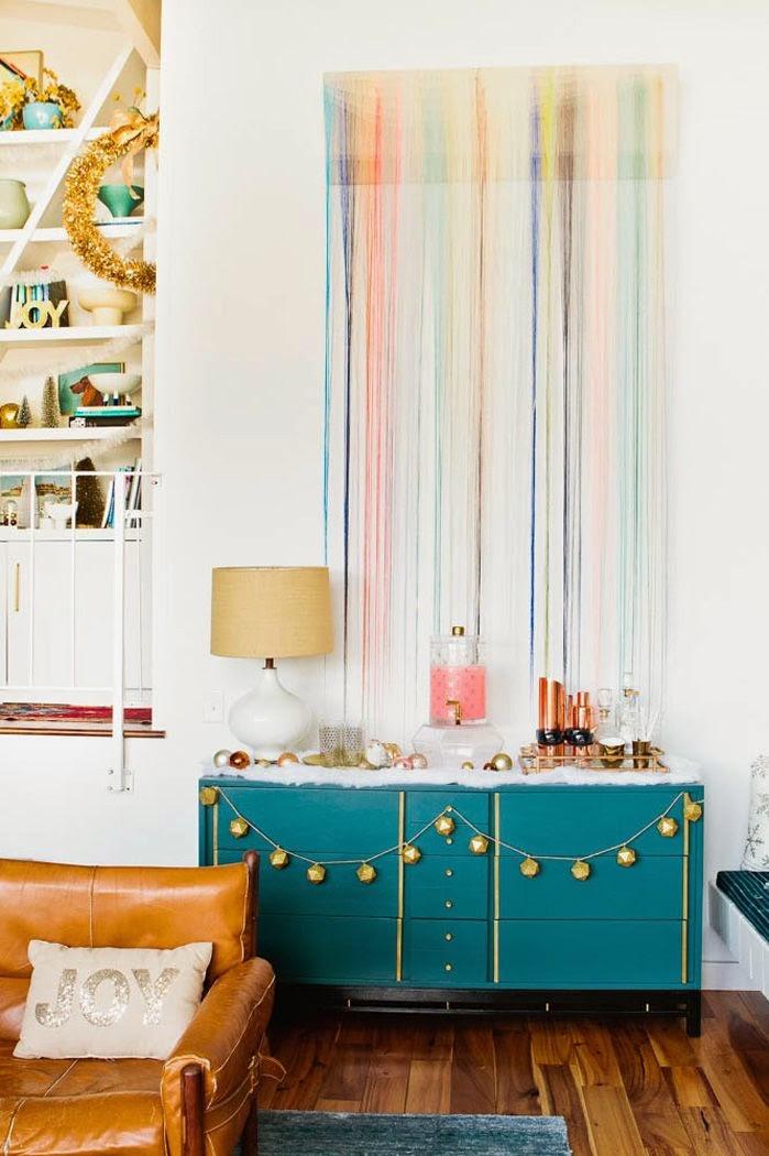Guirnaldas de navidad decorar tu casa es - Decoracion de guirnaldas ...