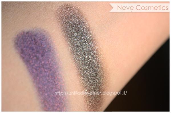 Swatch Veleno (Duochrome) - Neve Cosmetics