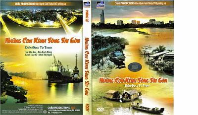 Phóng sự: Những con kênh sông Sài Gòn