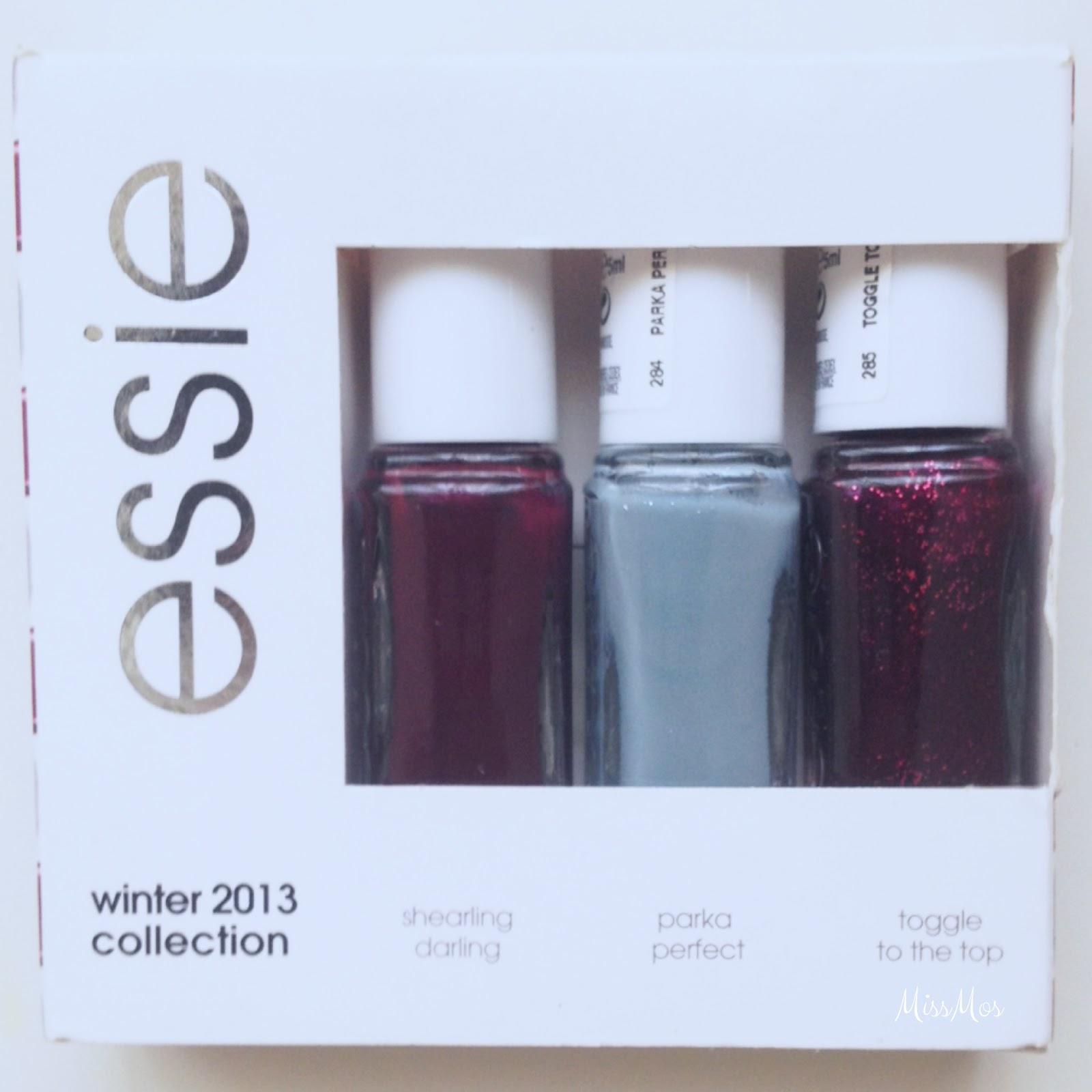 WINTER EDITION 2013 (Essie)