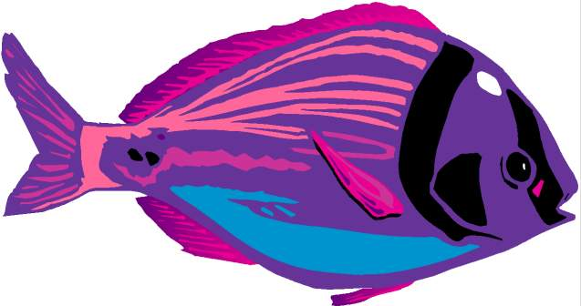Clipart: Clipart Ikan