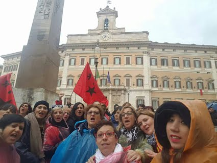 25 novembre 2016 a Roma