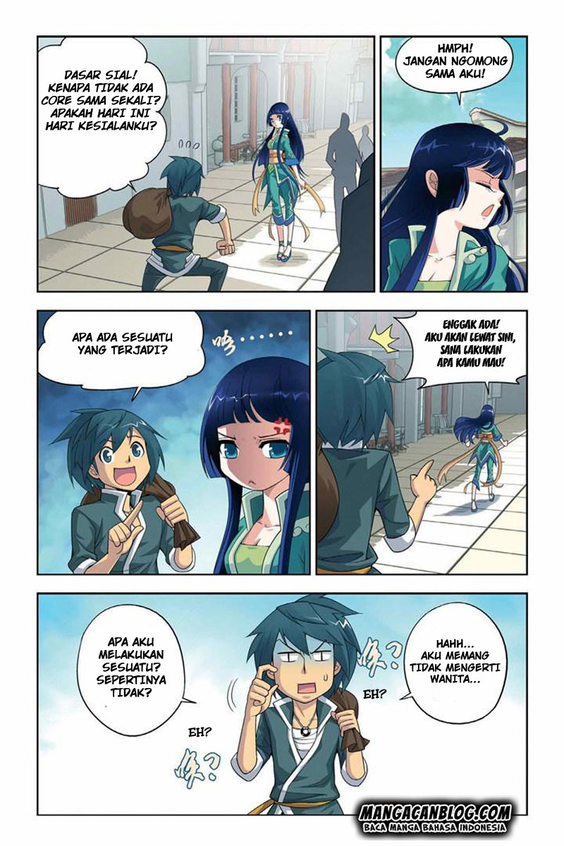 Battle Through Heaven Chapter 04-19