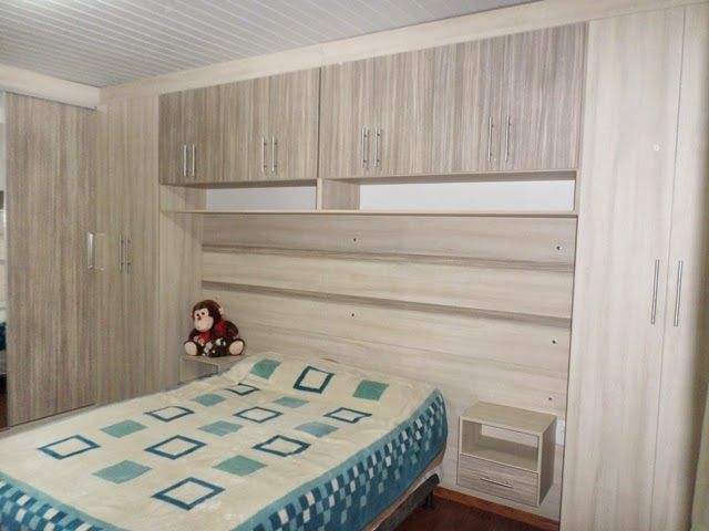 Wooden Arts Dormitório Casal
