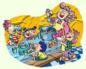 Lidemer formaci n s l auxiliar de nutrici n infantil for Dibujo de comedor escolar