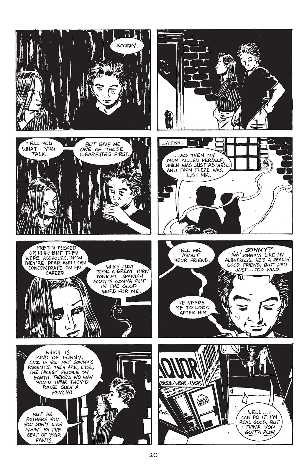 Stray Bullets Issue #3 #3 - English 22
