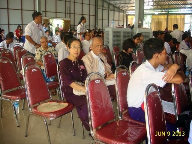 ႏုိင္ငံလံုးဆုိင္ရာ ပညာေရးညီလာခံ တက္ေရာက္ခဲ့သည့္ အေတြ႕အႀကံဳ တတိယပုိင္း (Dr. Khin Maung Win)