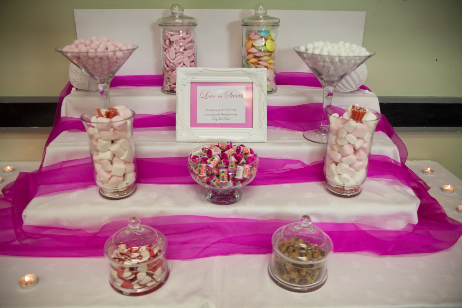Simply Stylish by Nicola: My DIY candy buffet