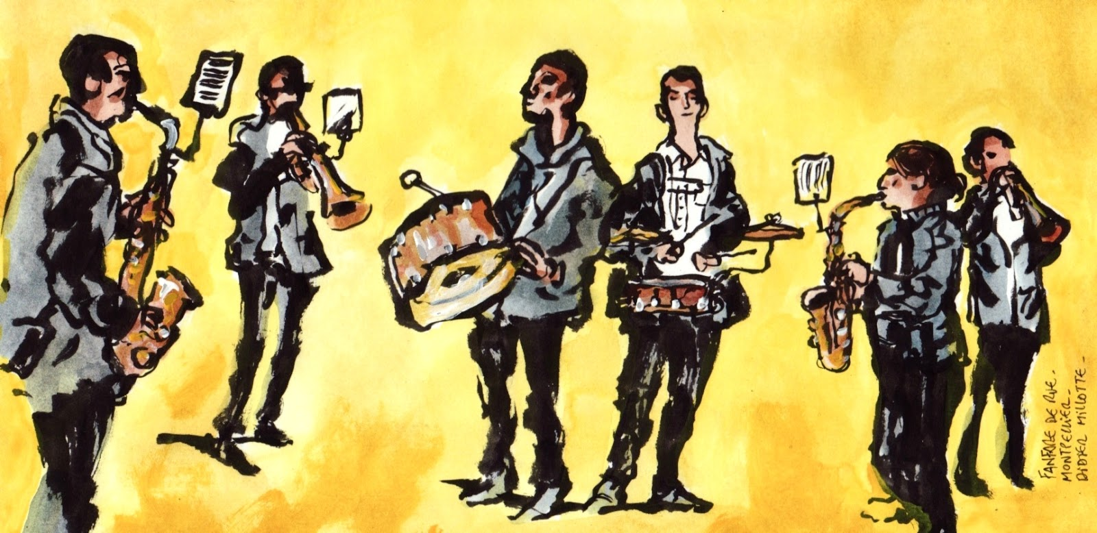 Rencontre musicien montpellier