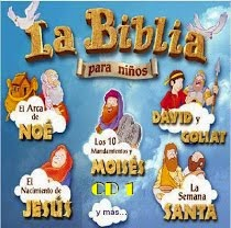 HISTORIA DE LA BIBLIA PARA NIÑOS