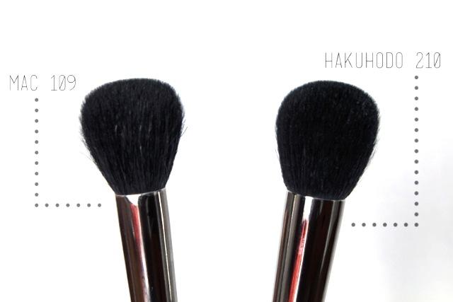hakuhodo makeup brushes