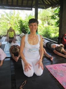 Yoga Thon - Desa Seni Eco Resort - Bali Canggu