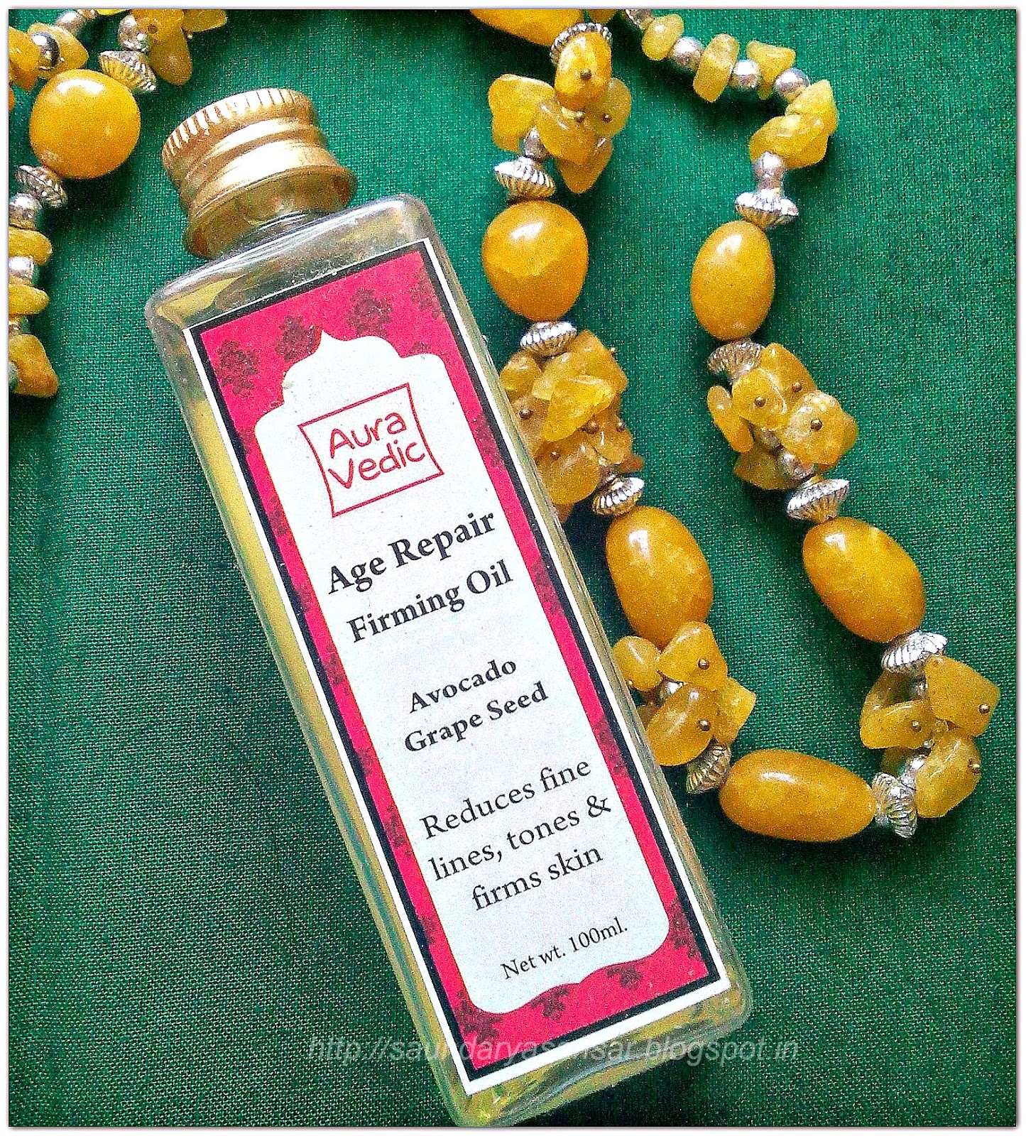 Aura Vedic Age Repair Firming Oil-Review