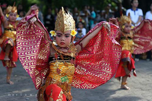 Manuk Rawa Dance | Cultures of Denpasar | Learn and