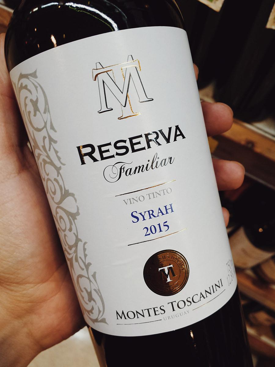 Seleção vinhos uruguaios 2015