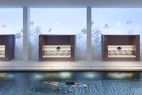 Mandarin Oriental-paris-spa-pool