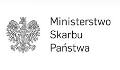Logo Ministerstwa Skarbu Państwa