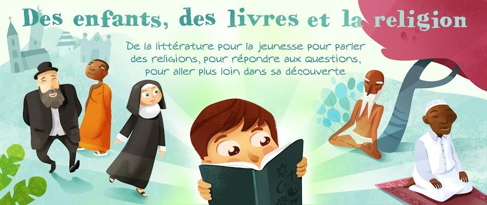 Des enfants, des livres et la religion