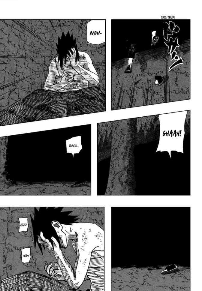 Naruto chap 397 Trang 6 - Mangak.info