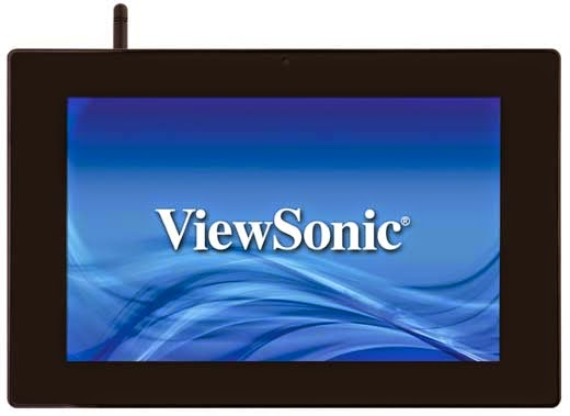 ViewSonic digital ePosters