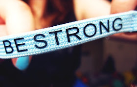 Don't forget, be strong !