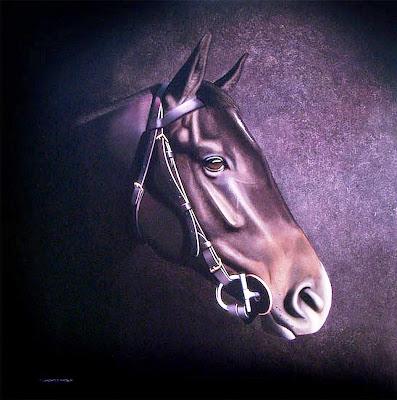 arte-equinos-al-oleo