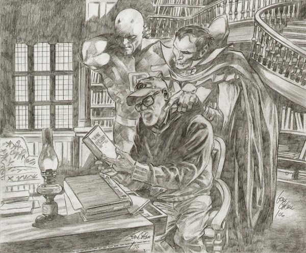 Gene Colan vampire