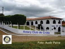 Sede do Rotary Club de Crato - Ceará - Brasil