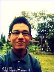 Muhammad Khairul Imran :)