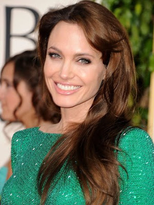 Angelina Jolie Louis Vuitton New Face
