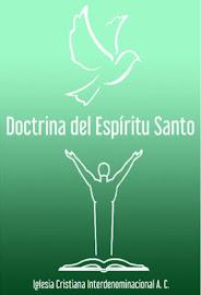DOCTRINA DEL ESPÍRITU SANTO - ICIAR