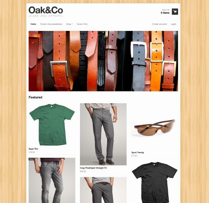 React Oak