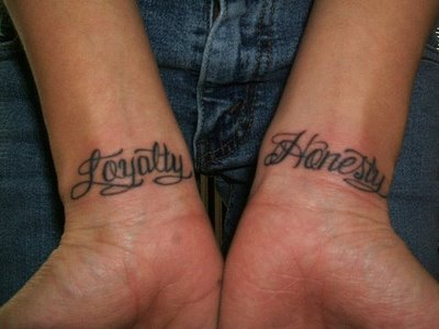 Wrist Tattoo Designs