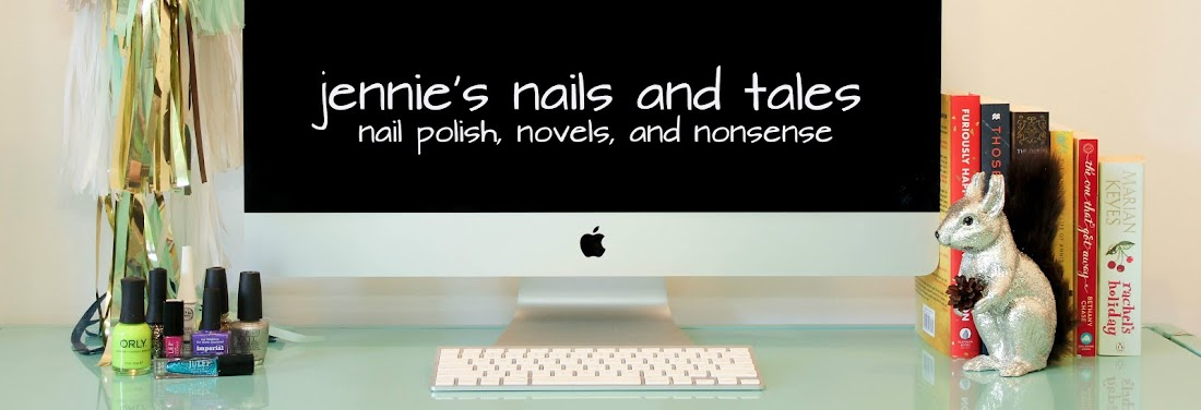 jennie's nails and tales