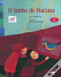 """LIVRO DO MÊS de JANEIRO. """"O SONHO DA MARIANA2"""