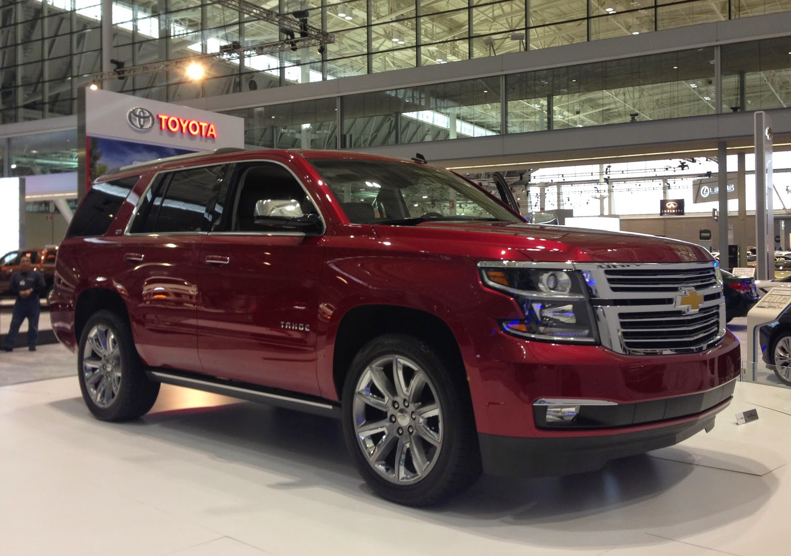 2015 chevrolet tahoe car review and modification. Black Bedroom Furniture Sets. Home Design Ideas