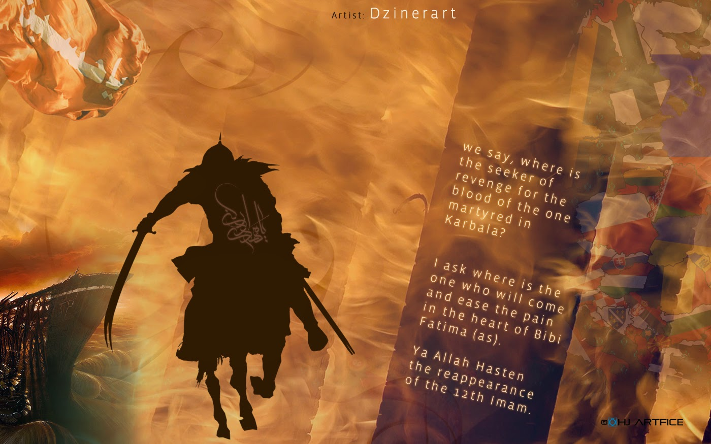Islamic Soldier - Pasukan Kaum Muslimin By Dzinerart